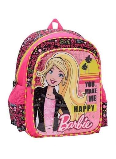 Barbie Barbie 3D İlkokul Sırt Çantası - Hakan Çanta 87465 Renkli